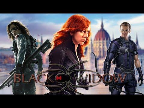 Black Widow Movie Trailer Concept - Scarlett Johansson, Jeremy Renner (Fan Trailer)