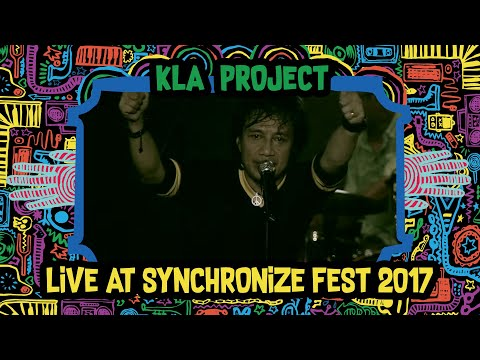 KLA Project Live At SynchronizeFest - 8 Oktober 2017 - DemajorsTV