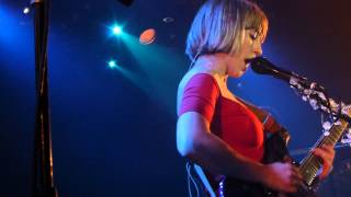 The Joy Formidable - Cholla - LIVE PARIS 2013