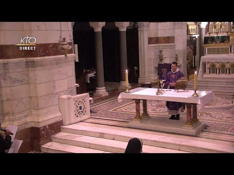 Laudes et Messe du 4 mars 2021 à Notre-Dame de la Garde