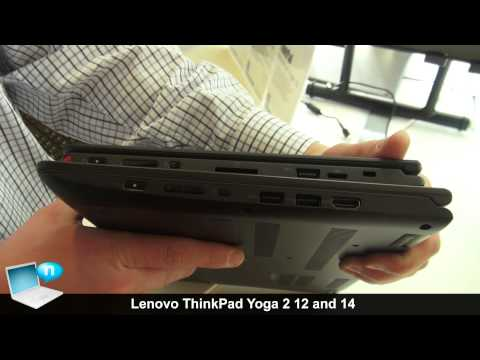 Lenovo Thinkpad Yoga 2 12 and 14