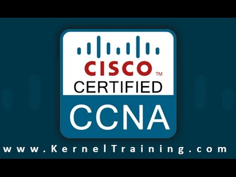 CCNA Certification Exam Training Tutorial For Begineers - YouTube