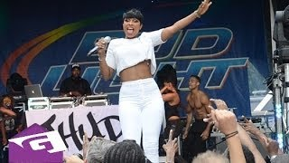 """Jennifer Hudson Performs """"I Can't Describe (The Way I Feel)"""" At Chicago PrideFest 2014"""