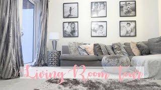 HOME TOUR | LIVING ROOM | Lucy Jessica Carter