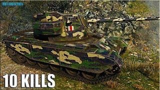 FV4004 Conway 🌟 медаль Пула 🌟 World of Tanks лучший бой пт Conway wot