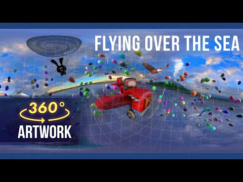 ¡A la aventura! : Arte en formato 360