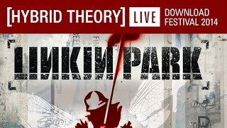 Скачать Linkin Park - Pushing Me Away (Live Download Festival 2014