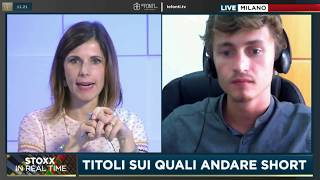 Riccardo Zago a Le Fonti TV: DAX, ITALY40, e tanto altro