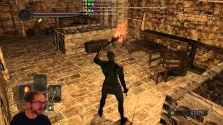 Dark Souls 2   Olympic Torch Run
