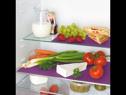 Kühlschrank Einlagen Matten : ᐅantibakterielle kuehlschrankmatten vergleichen und geld sparen