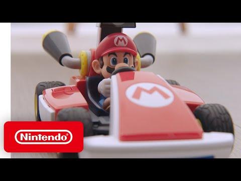 Trailer de lancement pour Mario Kart Live: Home Circuit de Mario Kart Live: Home Circuit