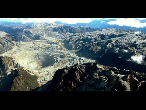 The Grasberg Mine Is The Largest Gold Mine