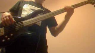 duran duran winter marches on bass cover...