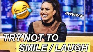DEMI LOVATO'S CUTE & FUNNY MOMENTS | Lovato Gallery