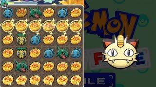 Banette  - (Pokémon) - Pokémon Shuffle - Meowth 9500 coins [Weekly Event]