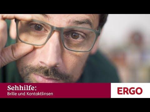 Kinderbrille, Kontaktlinsen, Alterssichtigkeit: Für jeden das Richtige - ERGO Deutschland