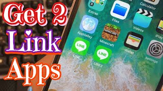 How to Install 2 Line Apps on iPhone/iPad Without Jailbreak