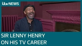 In full: Sir Lenny Henry on his new book, working in TV and diversity | ITV News