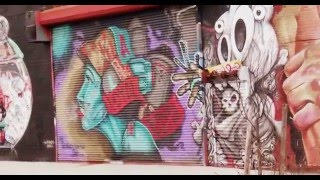 Walking the streets of New York / Brooklyn - Street Art