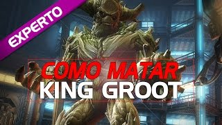 Como Matar a King Groot en Experto | Marvel Batalla de Superheroes