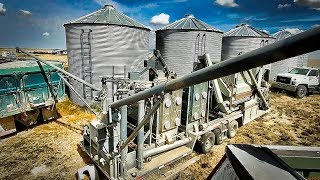 Harvest Over? Better Clean Grain And Stow Equipment
