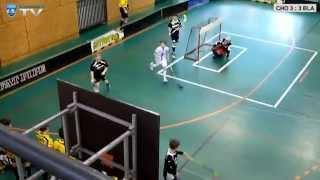 preview picture of video '7. kolo MlŽi, Chodov-Black Angles, Kunratice'