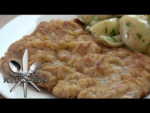 Video WIENER SCHNITZEL - Nicko's Kitchen