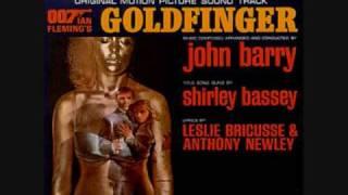 Goldfinger Bond Back in Action Again