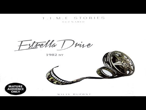 T.I.M.E. Stories - Estrella Drive: Discussion