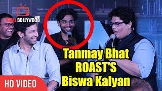 Tanmay Bhat ROAST'S Biswa Kalyan | Comicstaan | Prime Original | Amazon Prime Video