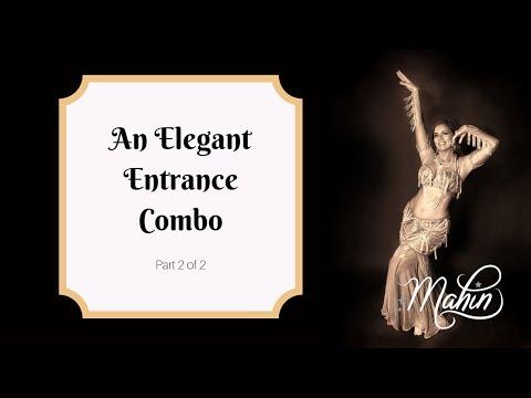 ⭐ Belly Dance Combo: Entrance Magency ⭐