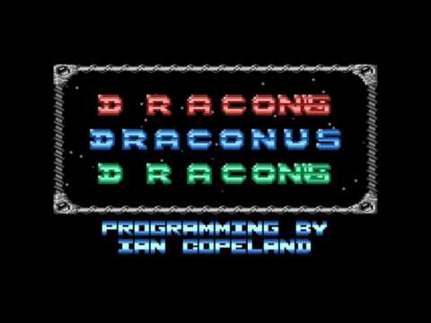 Draconus - Main Theme (Atari XL/XE) 8bit Rock/Metal Cover