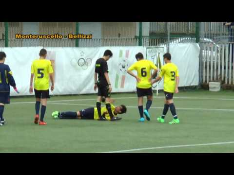 Preview video Monteruscello - Bellizzi Calcio (2° tempo)