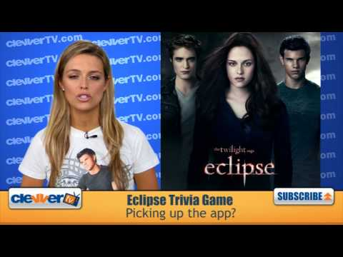 Eclipse Movie Trivia Game - Are You The Ultimate Fan?