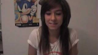 "Me Singing ""Pyramid"" by Charice - Christina Grimmie"