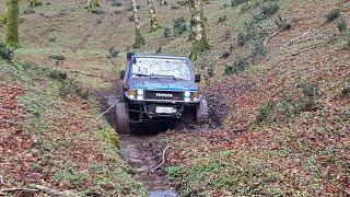 Offroad 4x4 patrol gr y60 2.8 td whit turbo geometry variable and toyota lj70 4.0 td