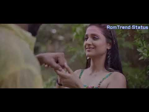 Dhimo Dhimo Varsad Whatsapp Status || Monsoon Love || Baarish Special || #romTrend