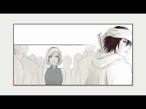 Sasuke x Sakura Doujinshi - I Will Always Come Home To You