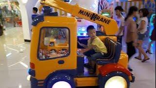 Bin trải nghiệm các trò chơi tại trung tâm giải trí cho trẻ em, Hello Bin ♥