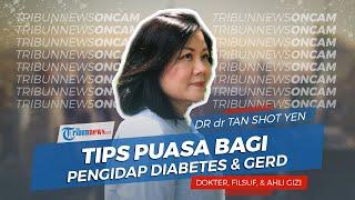 Tips Berpuasa bagi Penderita Diabetes dan Asam Lambung