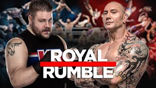 Last-Minute WWE Royal Rumble 2019 Rumours You Need To Know