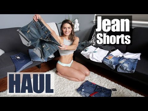 Jean Shorts Summer Haul - AFFORDABLE