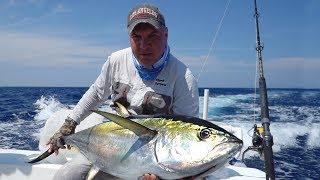 ЭТО Рыбацкий РАЙ! Рыбалка на спиннинг в Тихом океане.