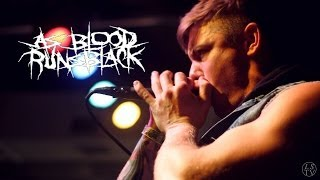 AS BLOOD RUNS BLACK - IN DYING DAYS (live)