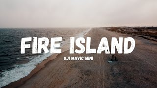 FIRST TIME FLYING MY DRONE | Fire Island, New York