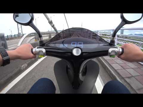 Gogoro speed test 速度測試