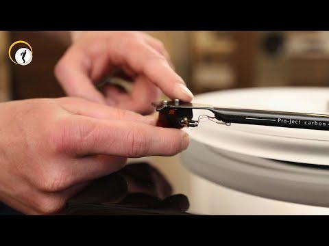 Pro-Ject Debut Carbon Esprit Aufbau und Setup