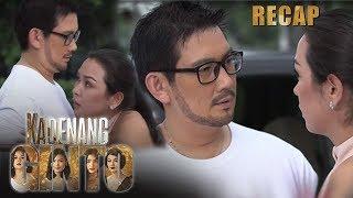 Romina bumps into Leon   Kadenang Ginto Recap