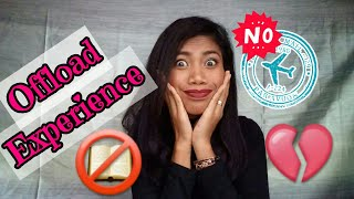 Airport Offload experience (storytime)| Pinay in Poland