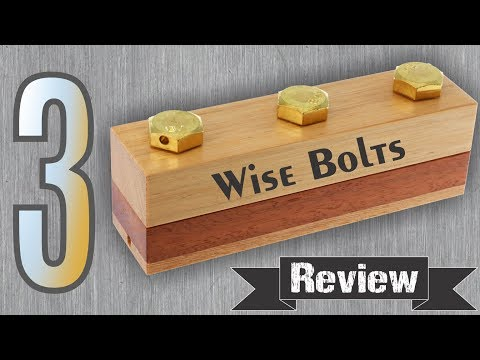 3 Wise Bolts